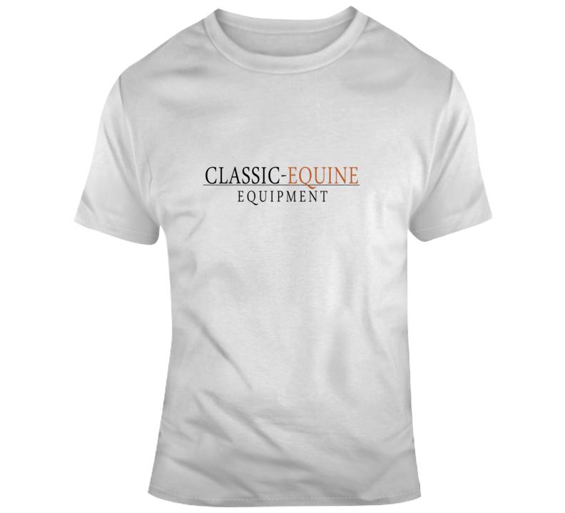 Classic Equine Equipment Saddlery Supporter T Shirt