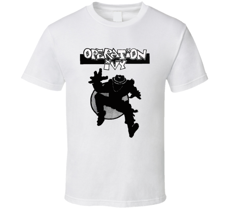 Operation Ivy Custom Order T Shirt