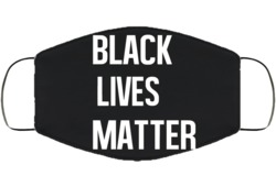 Black Lives Matter Face Mask Cover