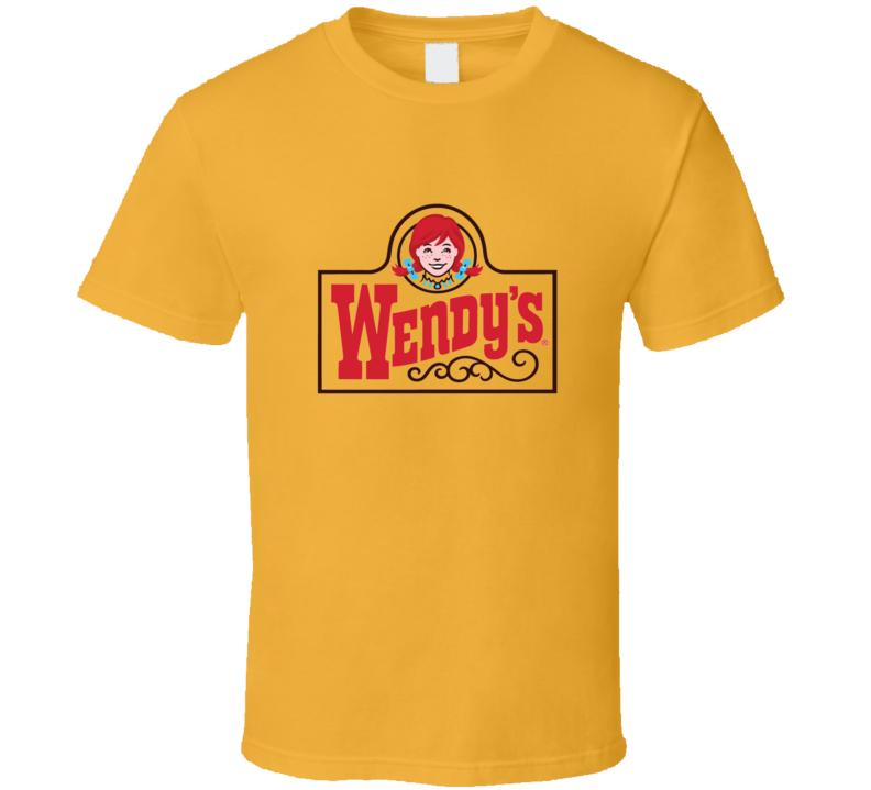 Wendy's Retro Fan T Shirt