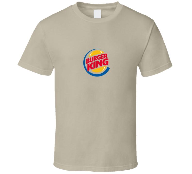 Burger King Fan T Shirt