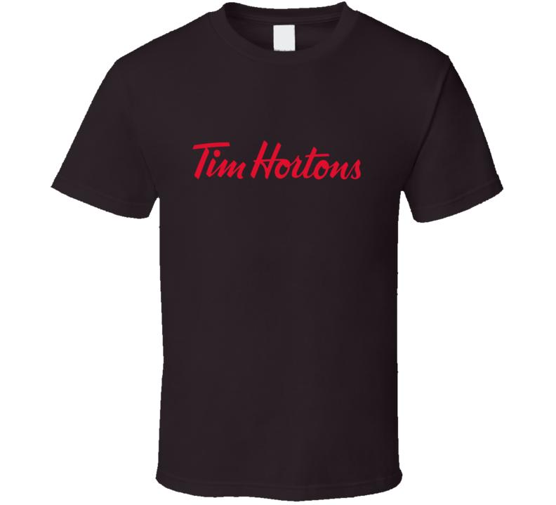 Tim Hortons Fan T Shirt