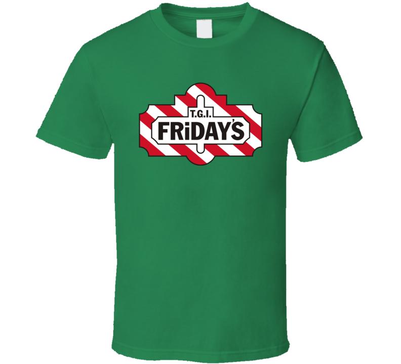 TGI Friday's Fan T Shirt