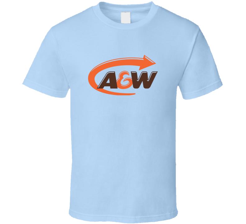 A&W Fan T Shirt