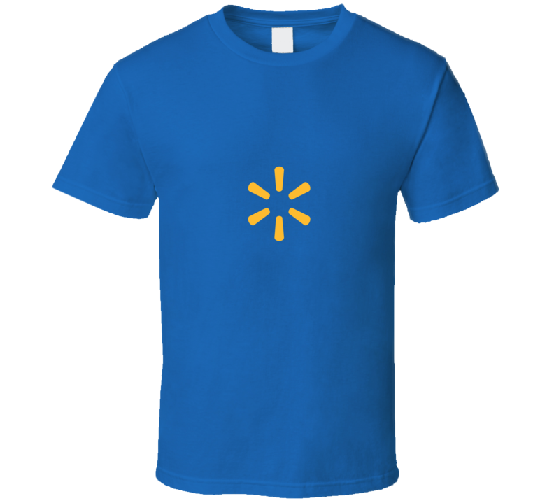 Wal Mart Fan T Shirt