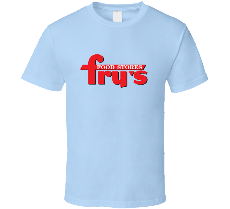Fry's Food Stores T Shirt