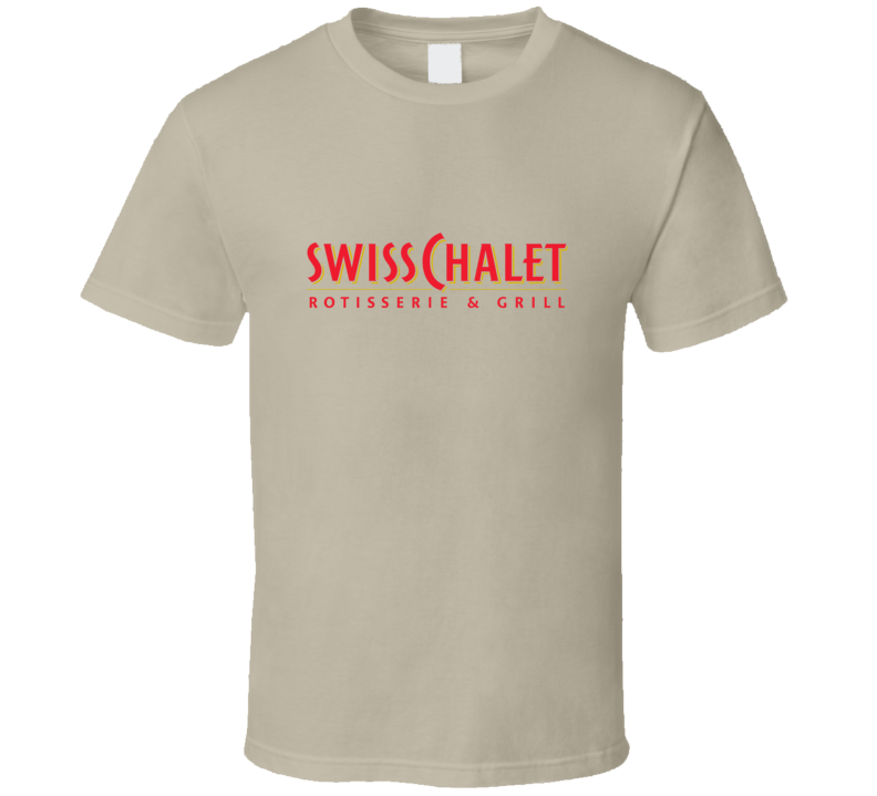Swiss Chalet Fan T Shirt