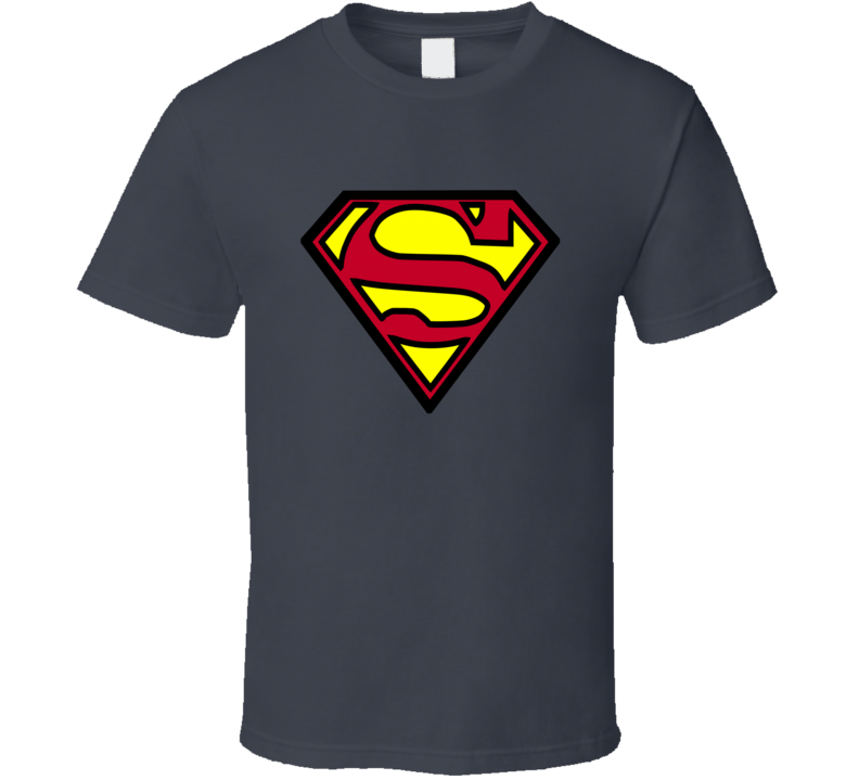Superman Superhearo Fan T Shirt