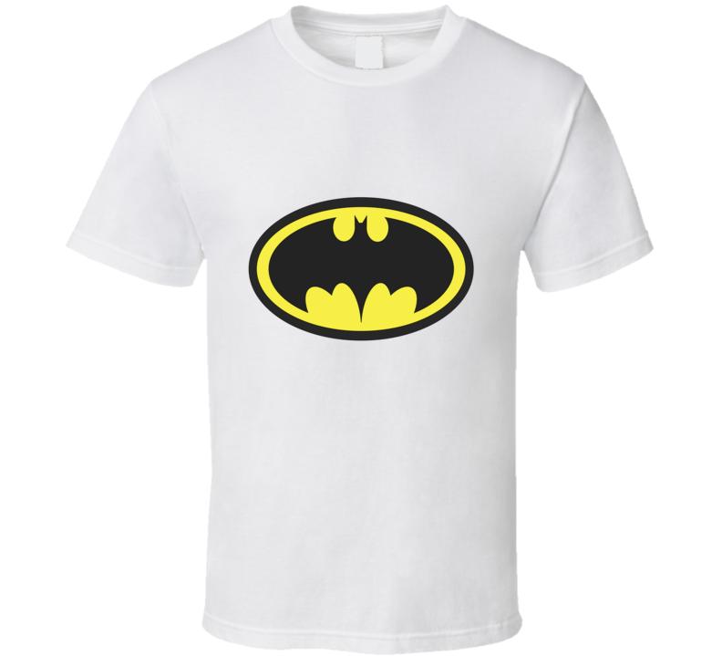 Batman Superhero Fan T Shirt