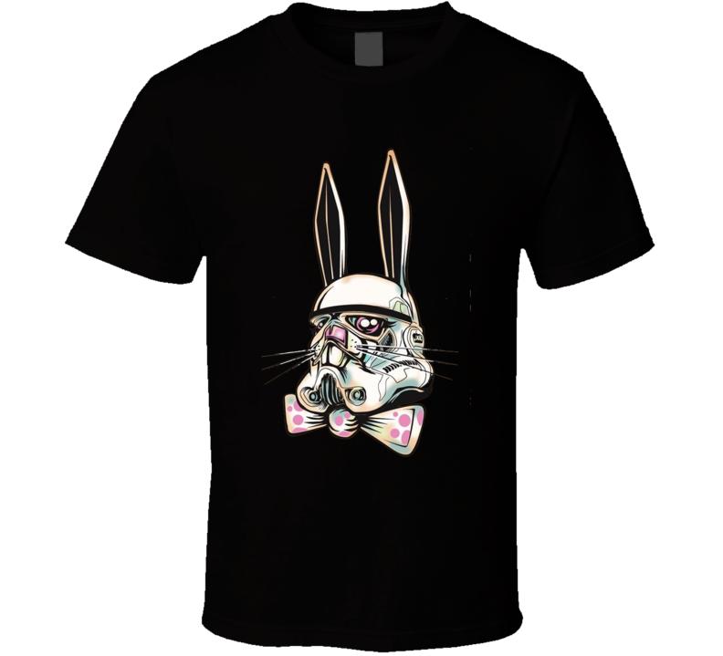 Bunny Rabbit Stormtrooper Funny Easter Star Wars  Shirt