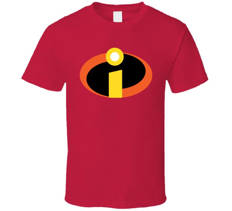 Incredibles Movie Superhero Halloween Costume Shirt