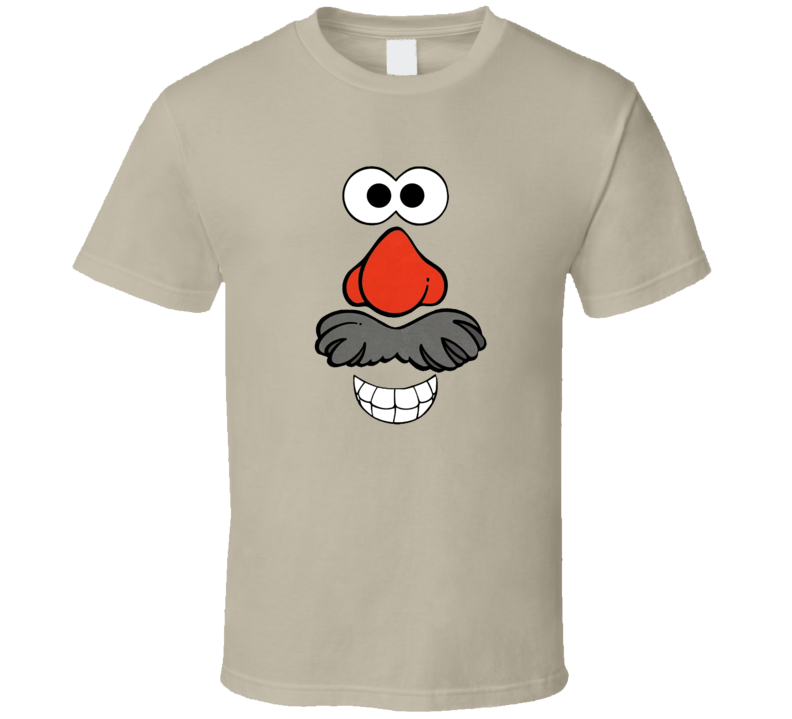 Mr Potato Head Shirt Costume