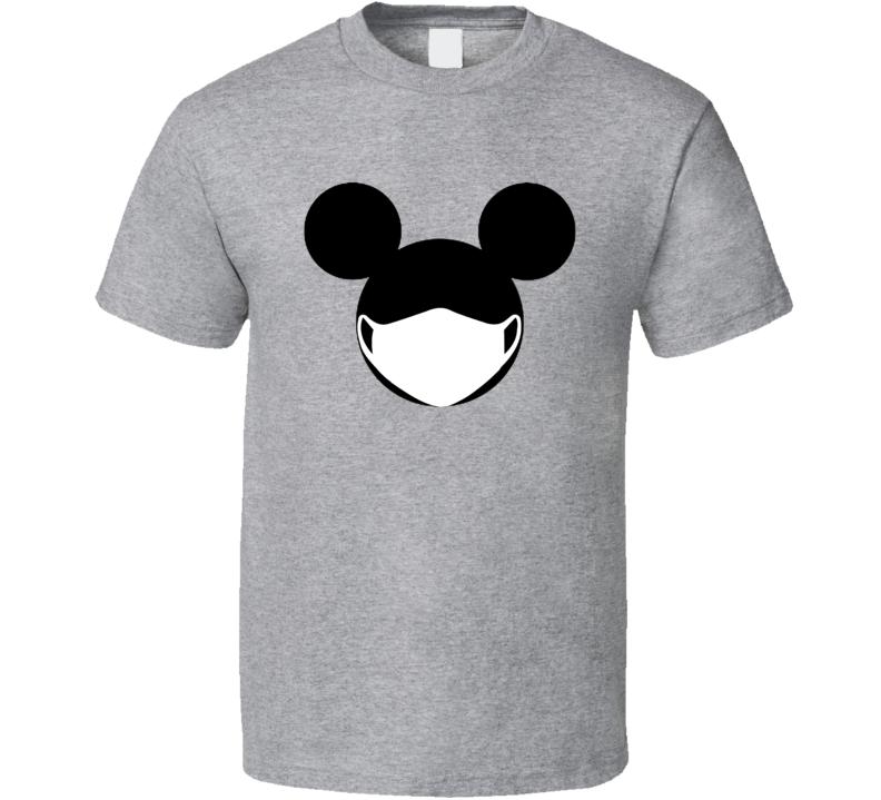 Mickey Wearing A T Shirt