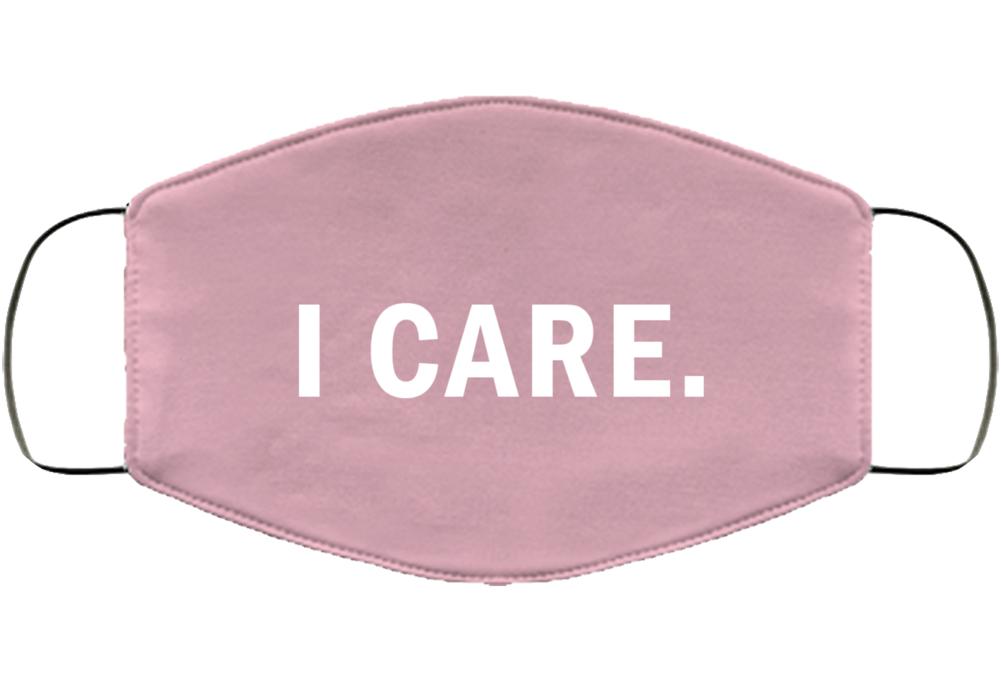 I Care Face Mask Cover
