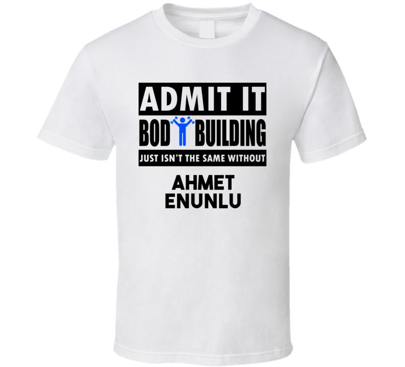 Ahmet Enunlu Life Isnt The Same Without T shirt