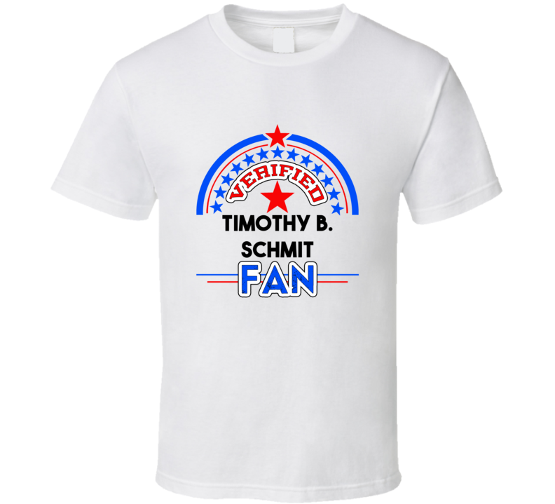 Timothy B. Schmit Verified Fan T shirt