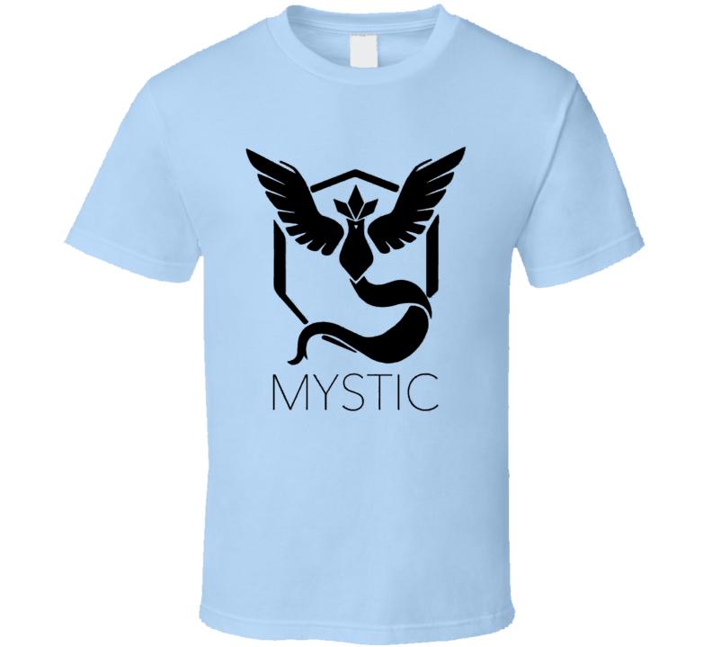 Team Mystic Pokemon Go Game App Trending Fan T Shirt