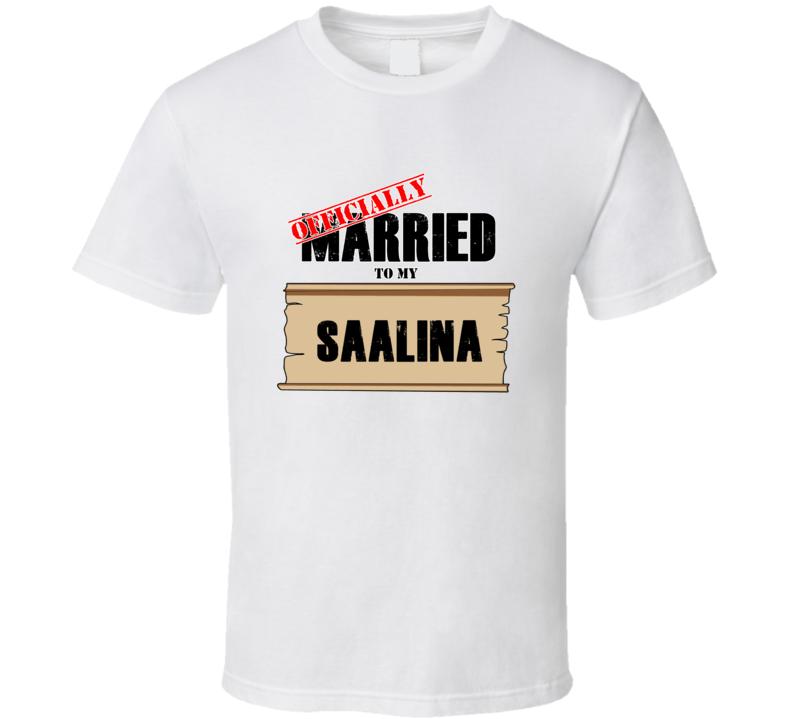 Saalina Married To My T shirt