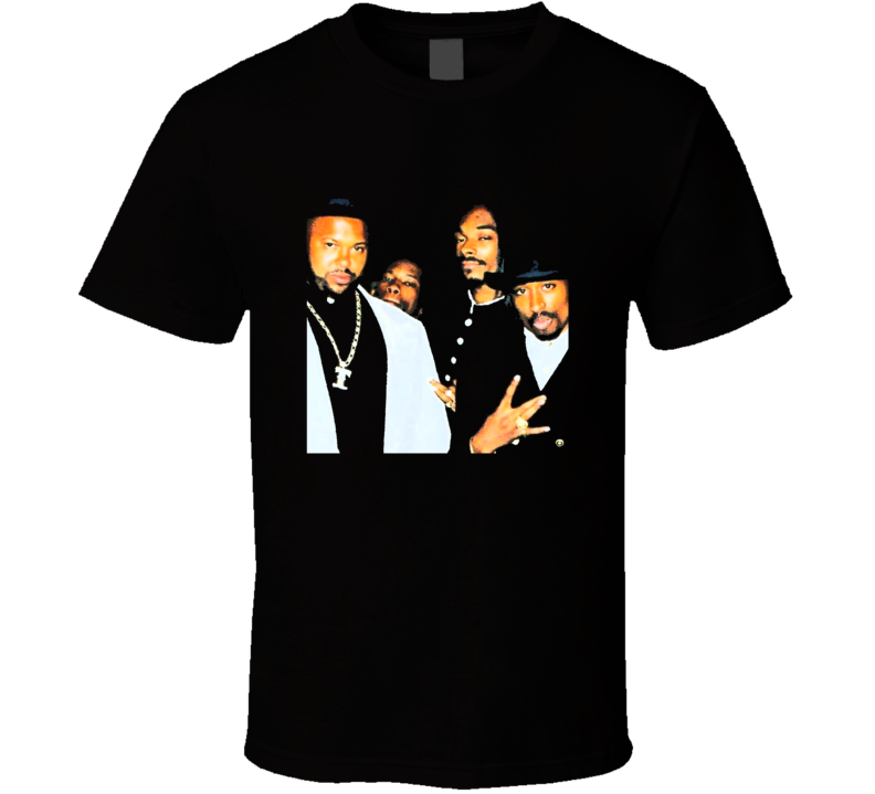 OG Rap Squad Old School The Row West Coast Trending Fan T Shirt