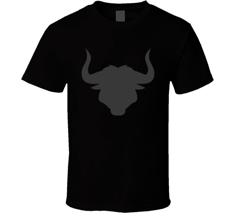 Bull Horns Trending Funny Steer Fan T Shirt