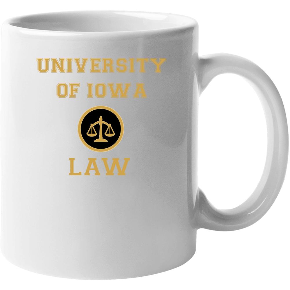 University Of Iowa Law Student Graduate Proud Mug