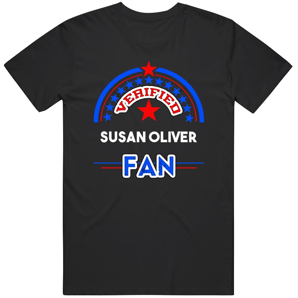 Susan Oliver Verified Fan T Shirt