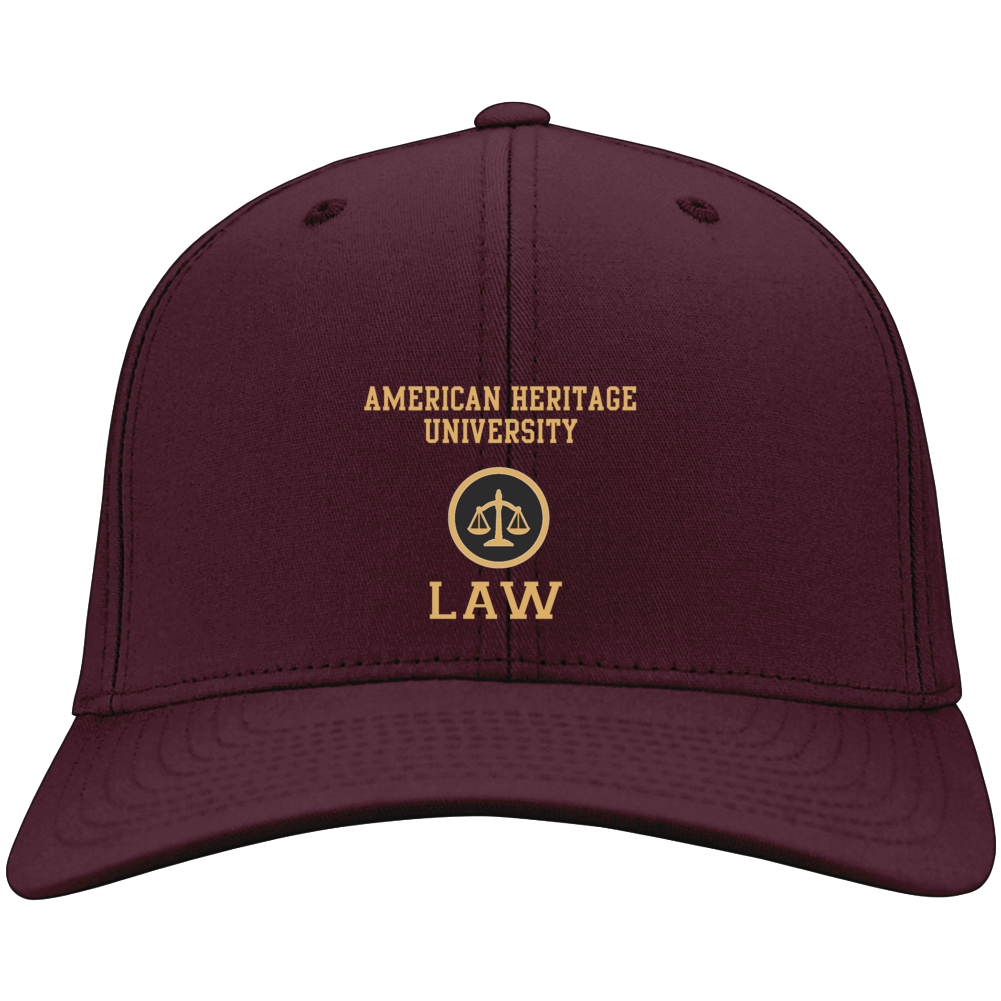 American Heritage University Law Student Faculty Hat