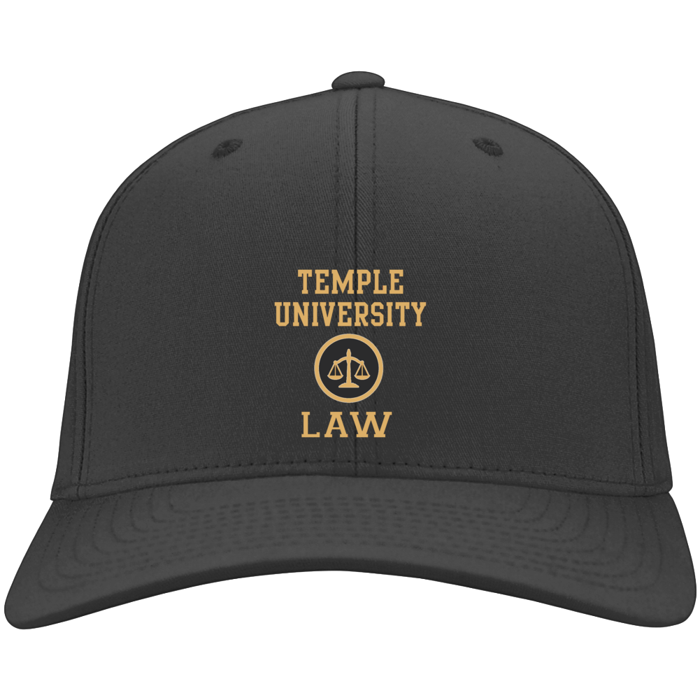 Temple University Law Student Faculty Hat