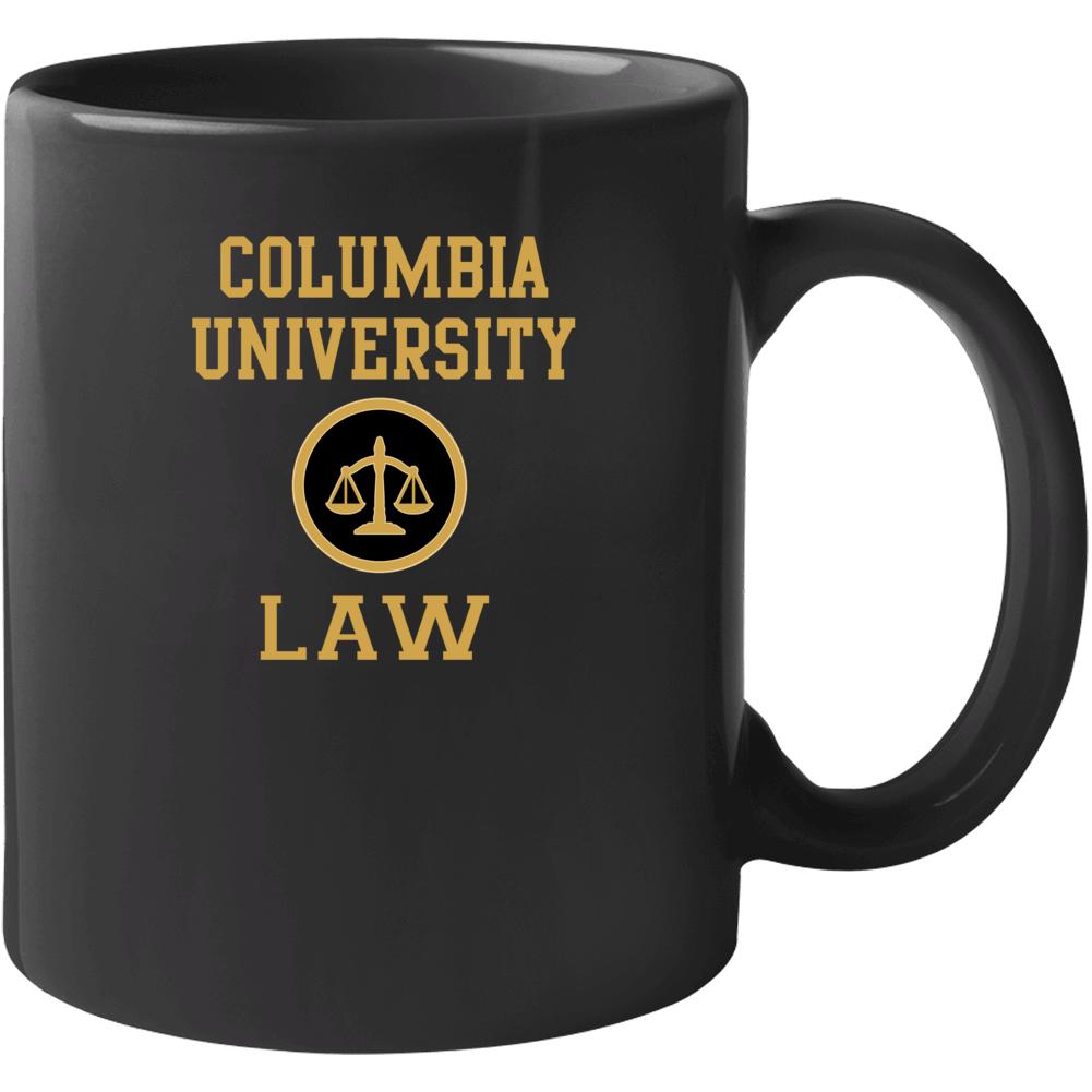 Columbia University Law School Graduate Mug