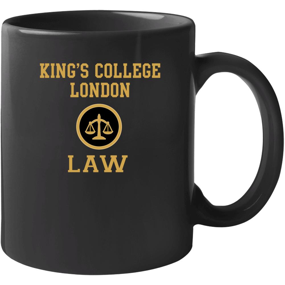 King's College London Law School Graduate Mug