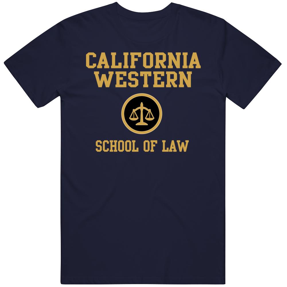 California Western School Of Law T Shirt