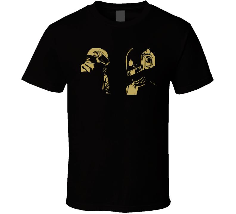 Daft Punk night Shift T Shirt