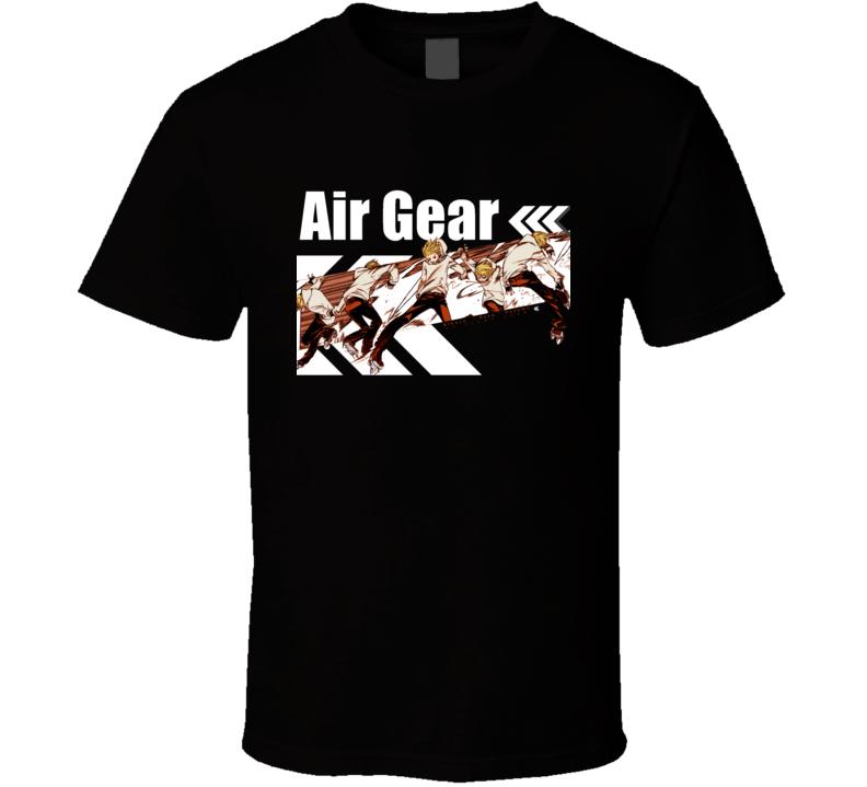 Ito - Oh Great- Ōgure shonen manga air gear Air Treks  inline skates anime T Shirt
