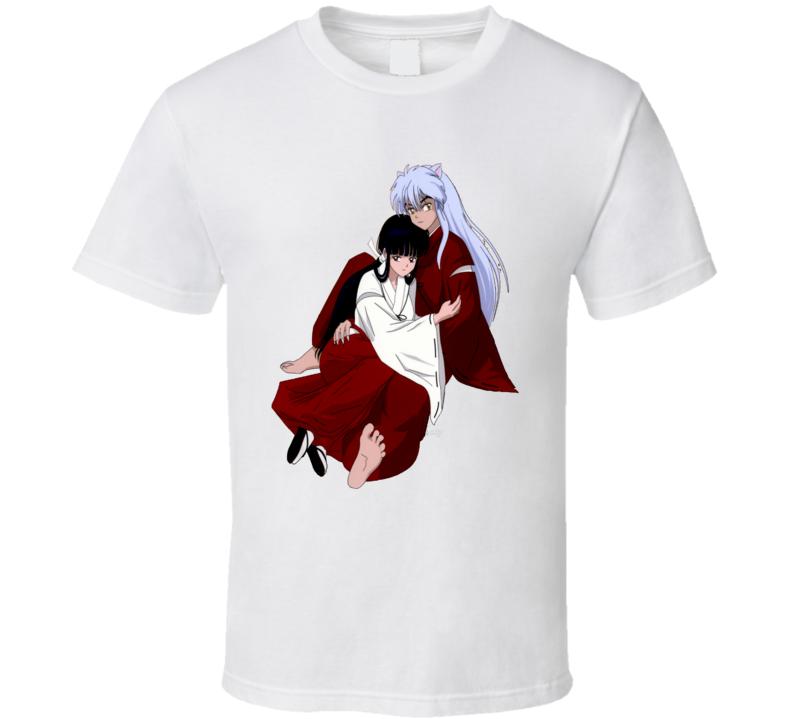 Together Kikyo Inuyasha T Shirt