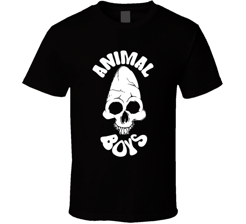 Animal Boys Skull T Shirt