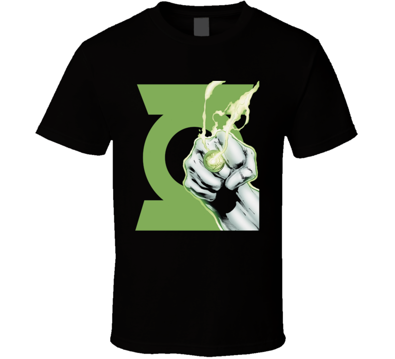 Green Lantern DC Comic T Shirt