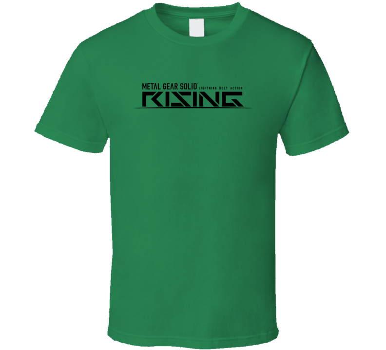 Metal gear Solid Rising T Shirt
