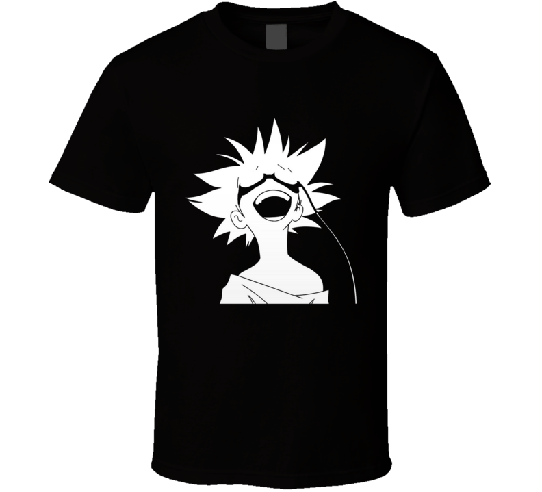 Radical Edward Ed in some perspective was thinking Space cowboy bebop Manga Black T-Shirt