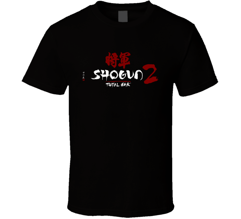 Total war Shogun 2 video game T Shirt