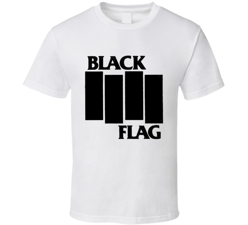 The Black Flag T Shirt