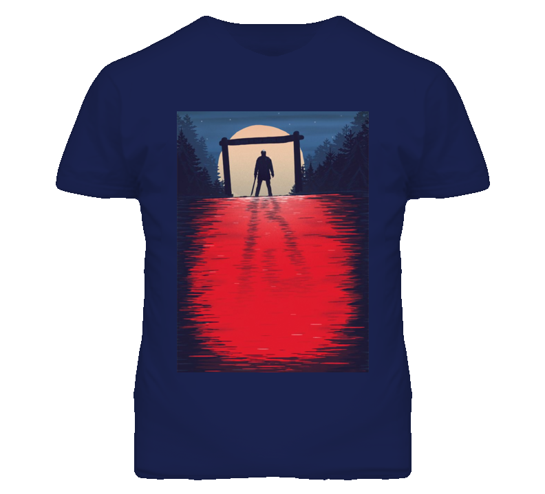 Nightmare elm street - jason T Shirt