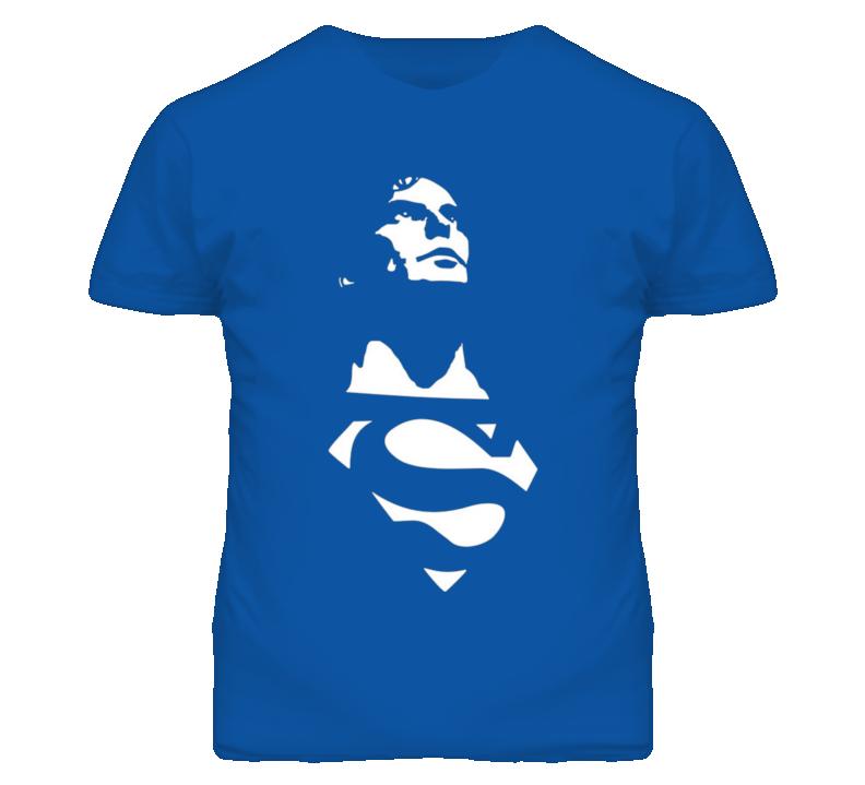 kal el son of kal jor from crypton planet superman dc comic super hero clark kent T Shirt