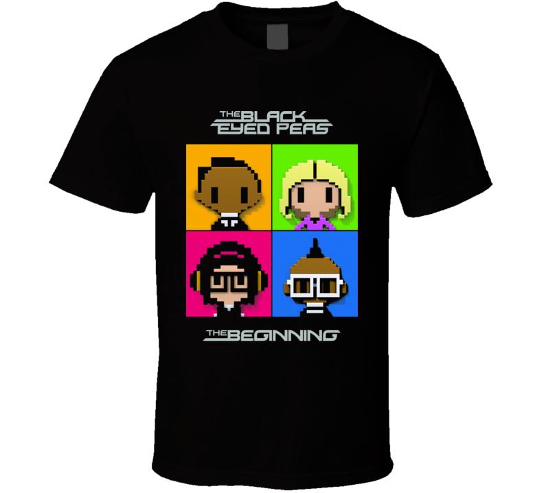 Black eyed peas the beginning T Shirt