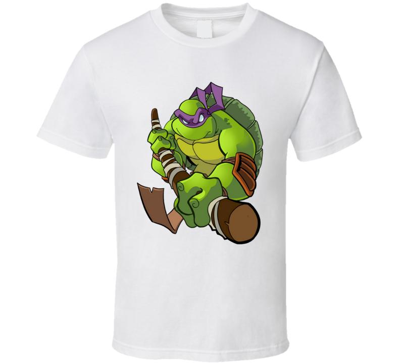 TMNT Donatello  T Shirt
