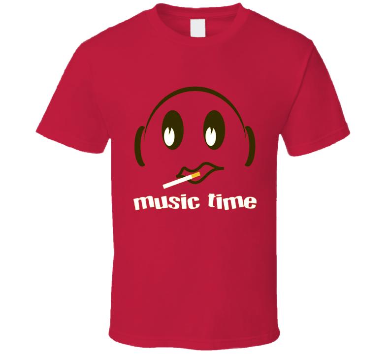 Music Time T Shirt