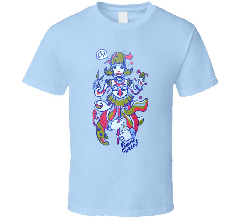 Puppet Cutter T Shirt