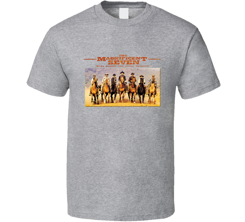 The magnificent sevent T Shirt