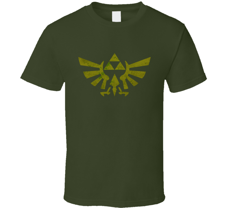 video games hyrule the legend of zelda T Shirt