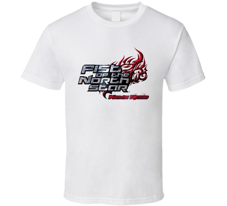 Fist of the north star ken's rage T Shirt