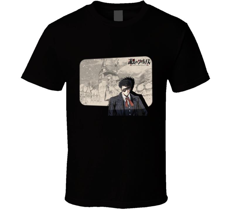 Shikkoku no Sharnoth: What a Beautiful Tomorrow T Shirt